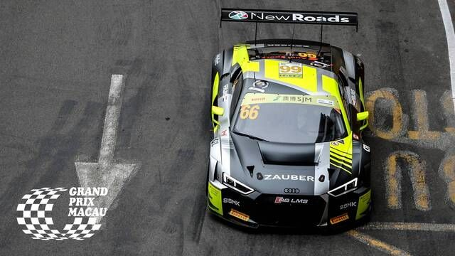 Macau GP: FIA GT World Cup - Qualifying