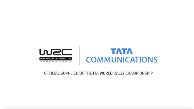 Tata Communications - WRC live coverage