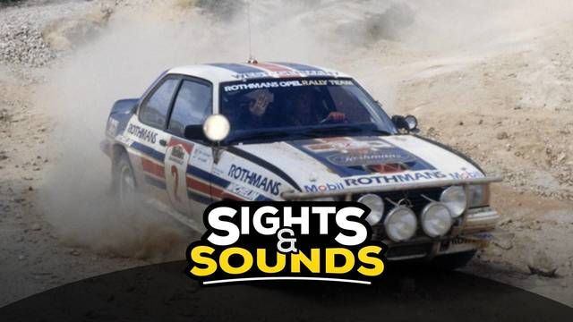 Aksi spektakuler Ari Vatanen di Isle of Man | Sights & Sounds