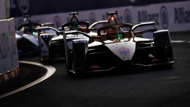 Formula E: highlighs dell'ePrix di Marrakesh