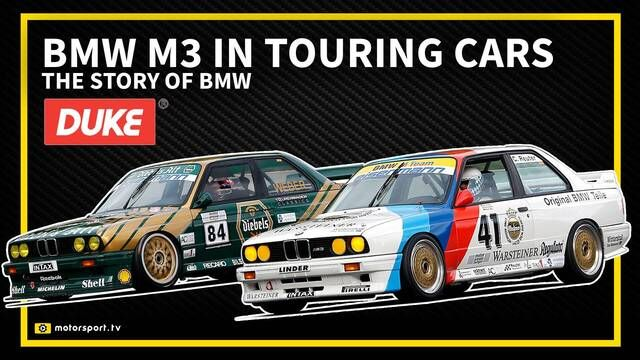 The story of the BMW M3 in touring cars
