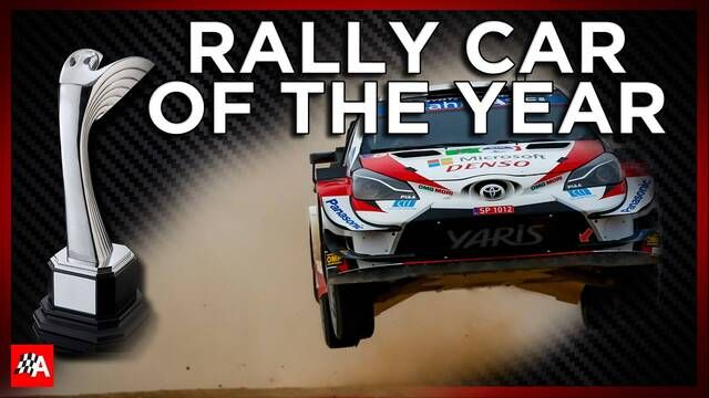 Rally Car Of The Year - Autosport Awards 2020