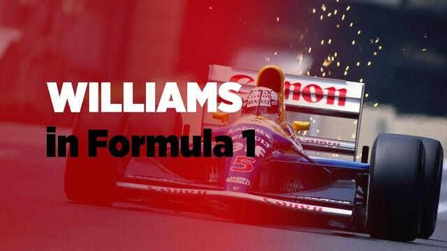 История Williams в Формуле 1