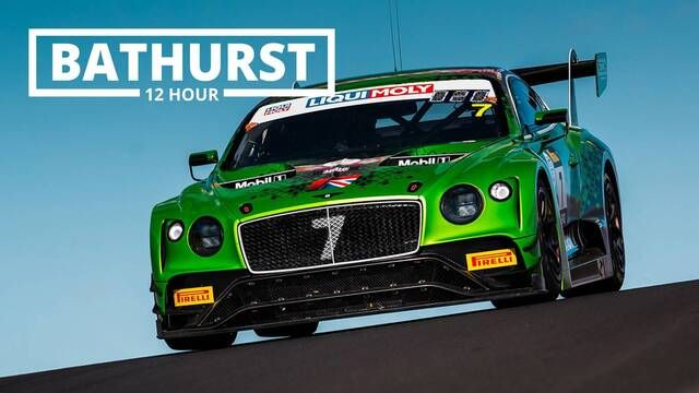 Bathurst 12 Hour: Sunday race recap