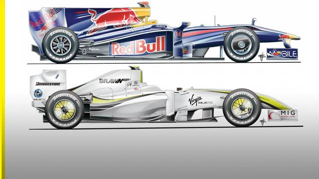 Why Red Bull had a better F1 car than Brawn in 2009 - Formula 1 Videos