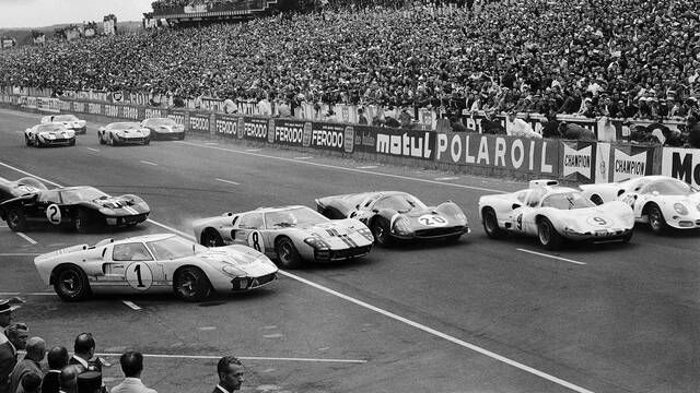 Ford en Le Mans 1966: This Time Tomorrow - Parte 1
