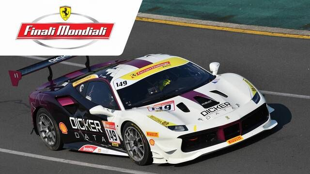 Finali Mondiali, Coppa Shell AM