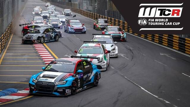 Livestream: WTCR Macau, Qualifying 2