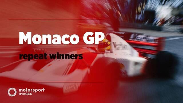 Grand Prix Greats – Monaco GP repeat winners - Formula 1 Videos