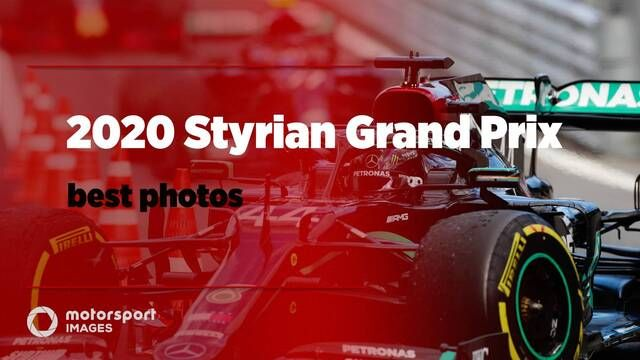 Grand Prix Greats – Styrian GP best photos