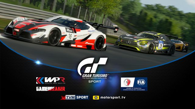 Live: Official Gran Turismo Casual Race 5