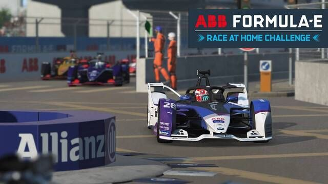Canlı izle: Formula E Race at Home Challenge - Berlin