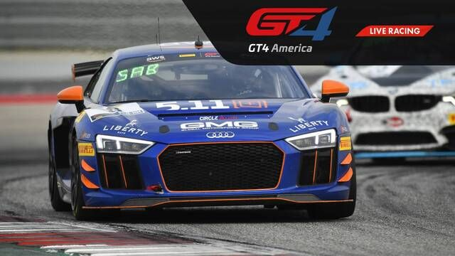 Live: VIRginia - GT4 America Sprint - Race 1