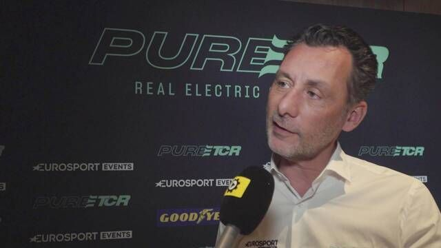 PURE ETCR launch - Francois Ribeiro