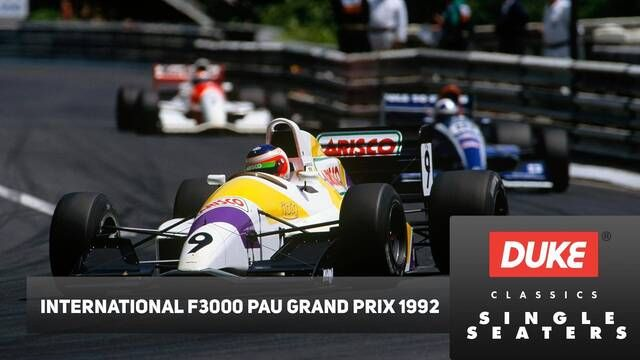 International F3000 Pau Grand Prix 1992