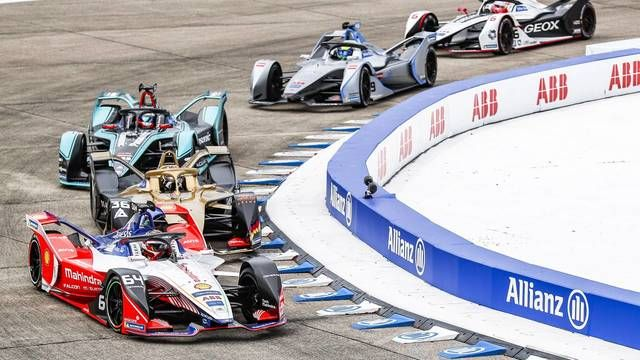 Formula E: highlights dell'ePrix di Berlin0