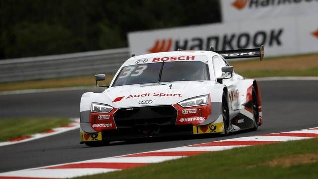 DTM: Brands Hatch - Race 2