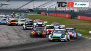 Live: TCR Euro - Spa Race 1