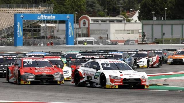 DTM: Misano - Highlights Gara 1