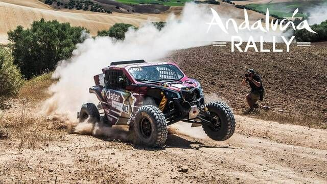 2021 Andalucia Rally Highlights: Super Special Stage - SSV