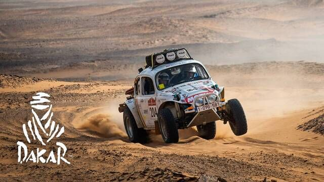 Dakar 2021: Stage 9 Highlights - Classic