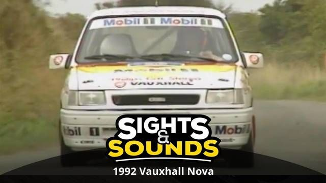 Vauxhall Nova 1992 | Sights & Sounds