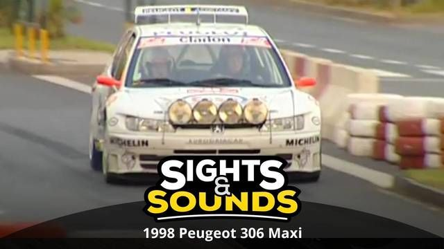 Sights & Sounds: Raungan Peugeot 306 Maxi
