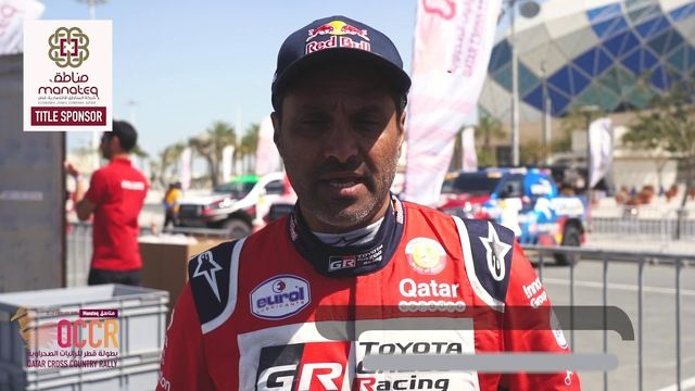 Qatar Cross Country Rally 2020 - Etap 5