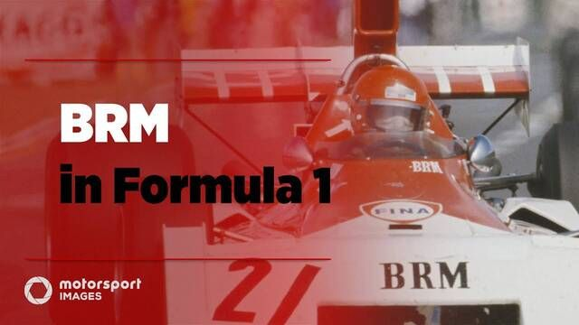 Grand Prix Greats – BRM in F1