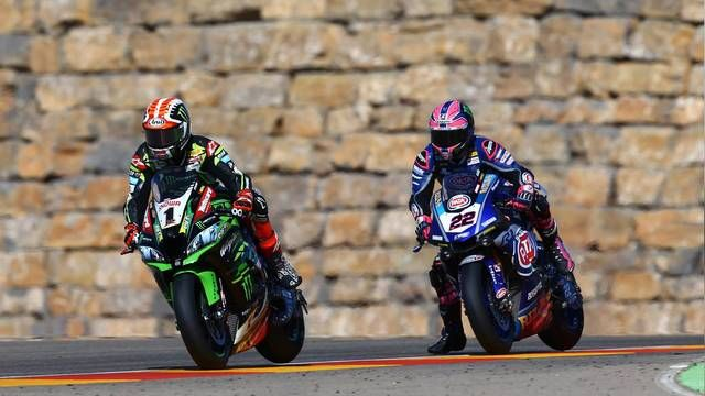 WSBK: Aragon, highlights Gara 2