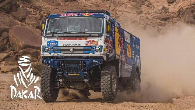 Dakar 2021: Stage 12 Highlights - Trucks