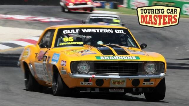 Sydney Motorsport Park - Trophy Race