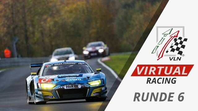 Livestream Digitale VLN - Rennen 6