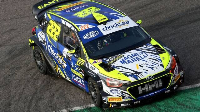 Monza Rally Show Saturday highlights