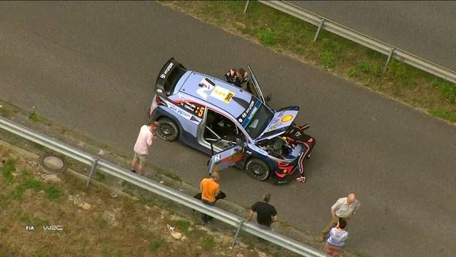 WRC Germany - Day 1 Highlights
