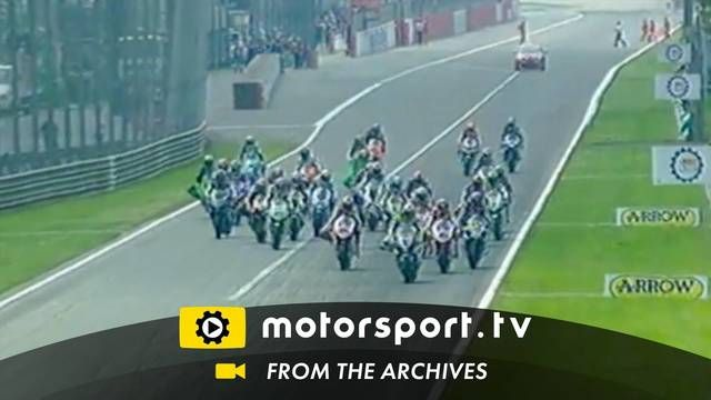 WSBK Monza 2009: Red flag situation