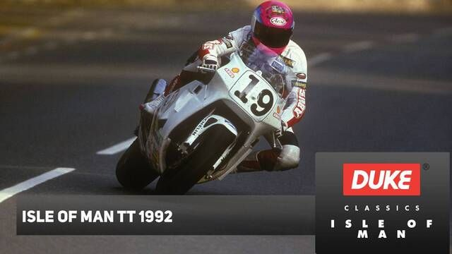 Duke Video: Isla de Man TT 1992
