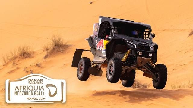Merzouga Rally: Stage 2 Highlights