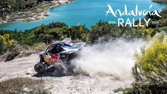 2021 Andalucia Rally Road-Book: Episode 5