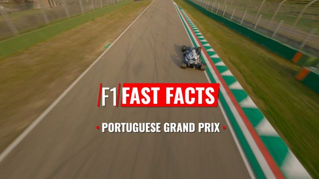 F1 Fast Facts: Portuguese GP