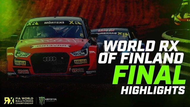 World RX of FInland 2020 - Finał - Runda 4
