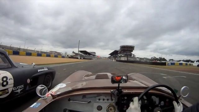 Le Mans Retrospective: Onboard with Alex Buncombe