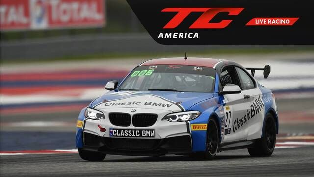 Live: ViRginia - TC America - Race 1
