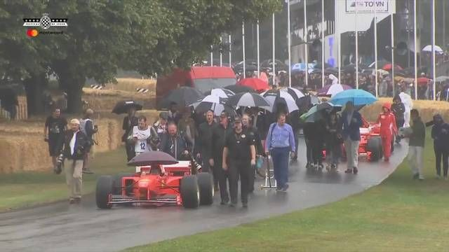 Goodwood FOS: Michael Schumacher's racing cars