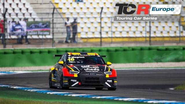 Live: TCR Euro - Spa Race 2
