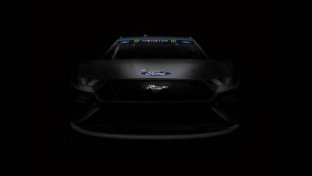 Ford Performance dévoile la Mustang 2019 NASCAR Cup Series