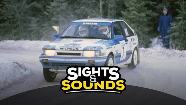 Reli Swedia 1989 | Sights & Sounds