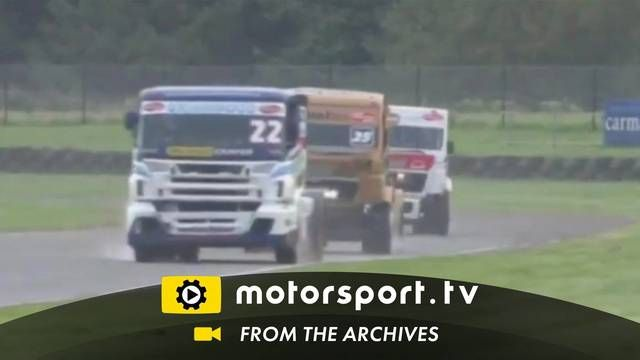 British Truck Racing: Trailer