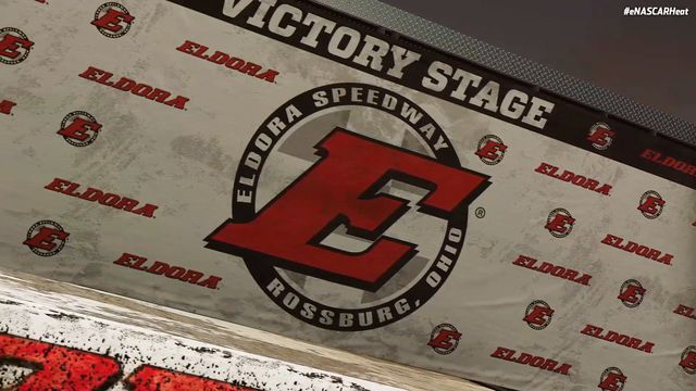 eNHPL Xbox Race Recap: NASCAR Trucks at Eldora Speedway