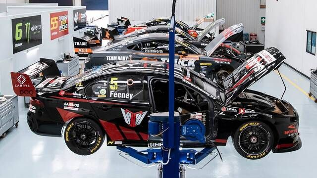 Home Base Enhanced: Tickford Racing's upgraded workshop